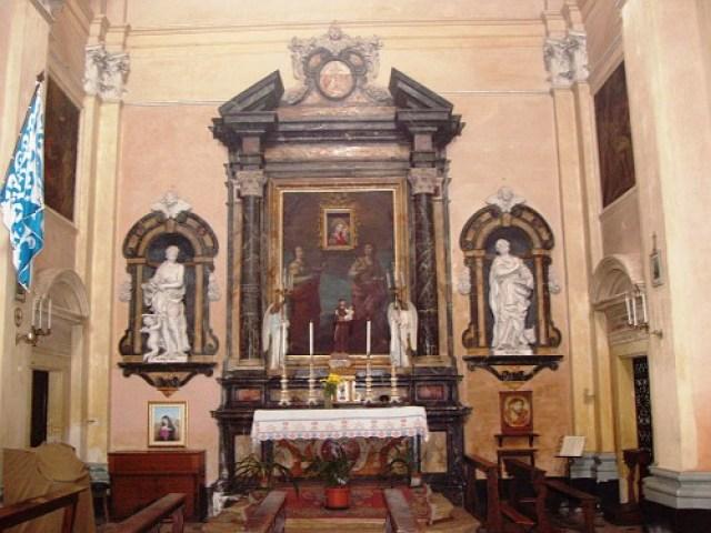 Църквата Санта Лучия