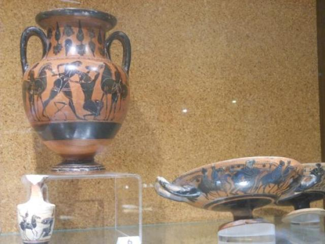 Археологически музей в Каляри
