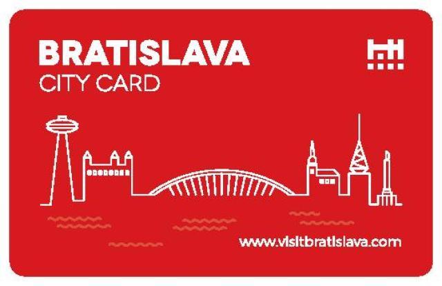 Туристическа карта Bratislava Card