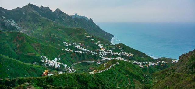 Забележителности в източната част на остров Тенерифе