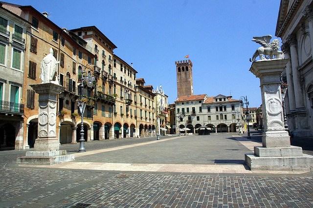 Автомобилна обиколка на Венеция и околностите