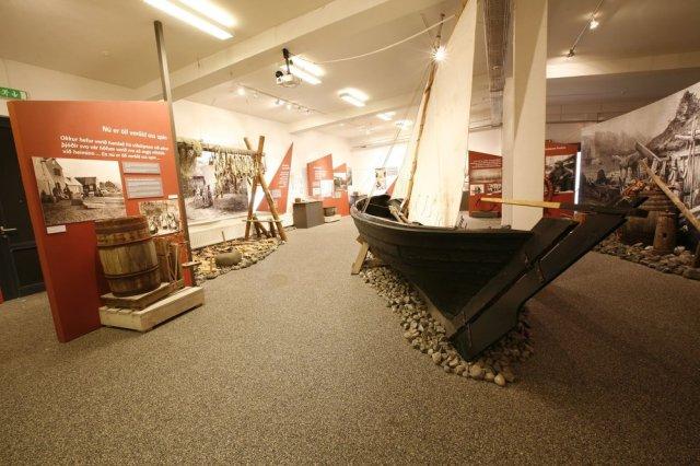 Морски музей на Рейкявик