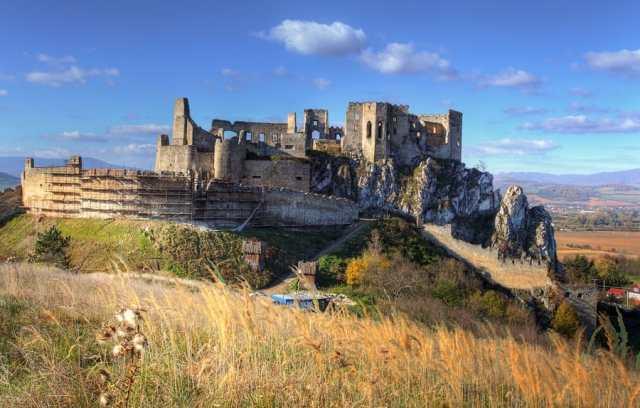 Замъкът Бечков