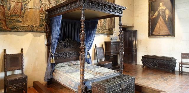 Замъкът Шомон сюр Лоар