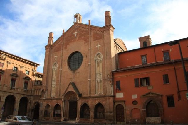 Църквата Сан Джакомо Маджоре