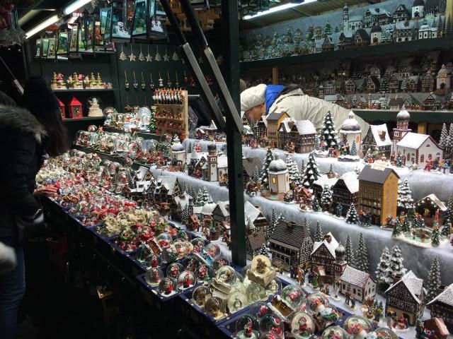 Коледният базар в Залцбург