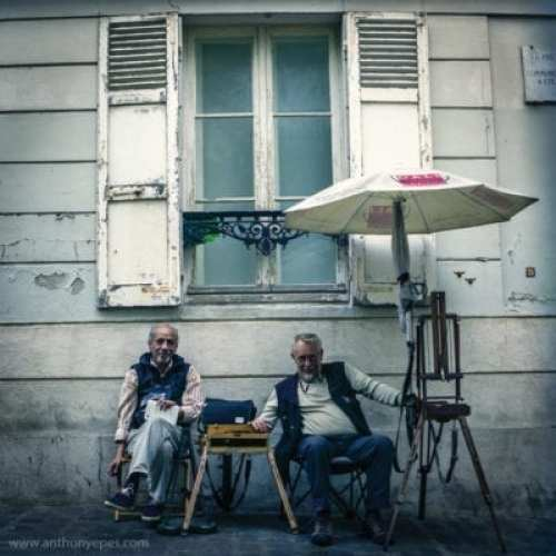 Photographing strangers street photography Anthony Epes 14