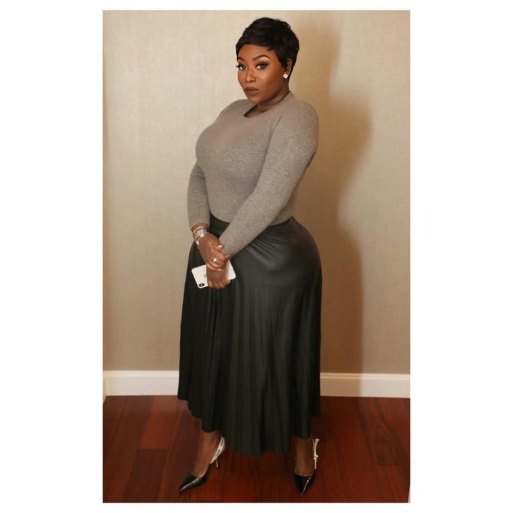 Photos: 5 Most Curvaceous Celebrities In Africa. 44