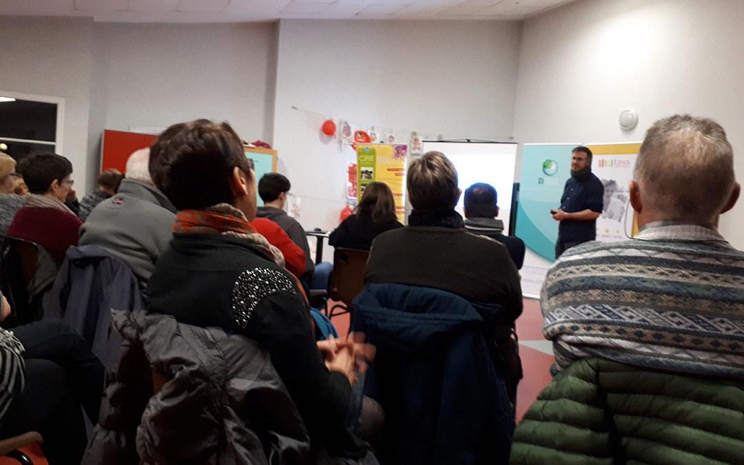 Conférence sur l'écologie des tiques – Rogéville