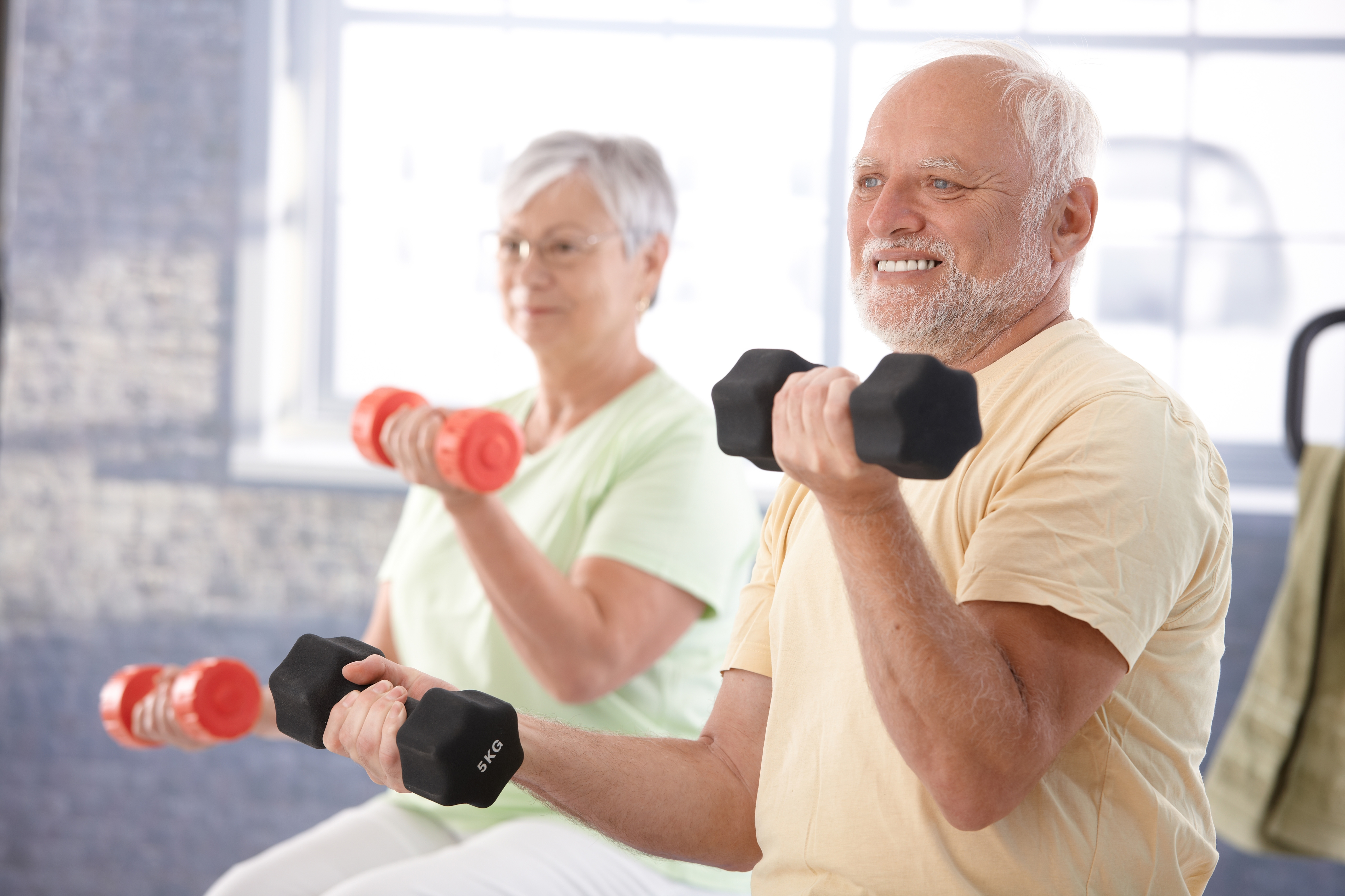 Can Structured Physical Activity Reduce The Risk Of