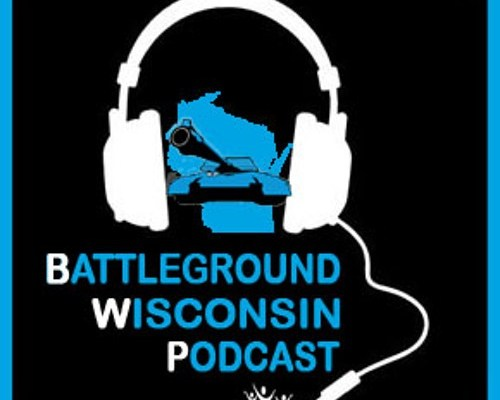 """Trump's Imperial America"" Battleground Wisconsin Podcast"