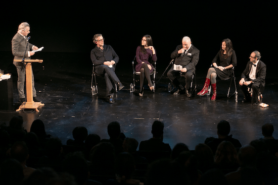 Last fall, renowned author Gary Steyngart appeared as part of BAM's and Greenlight's Unbound series. Photo © Beowulf Sheehan
