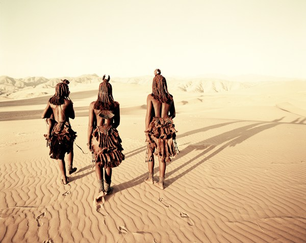 Himba Tribe, Namibia Photo  © Jimmy Nelson BV courtesy teNeues