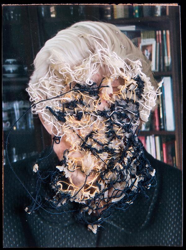 My Grandmother Perpetua Art © David Cata