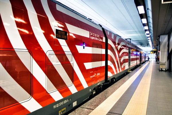 Malpensa Express ©Teo J. Babini