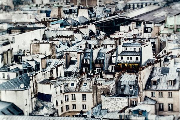 Paris ©Teo J. Babini