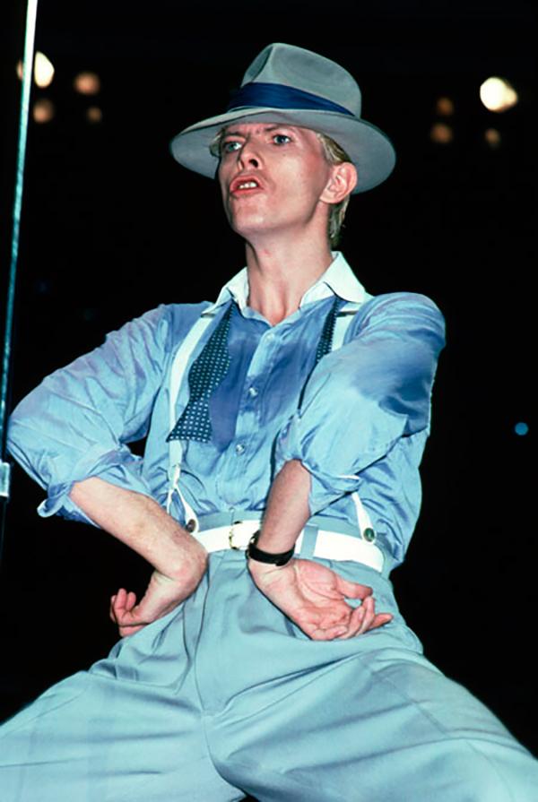 David Bowie ©Gene Shaw