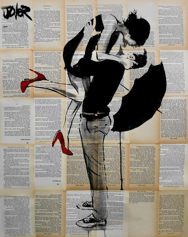 always again © Loui Jover