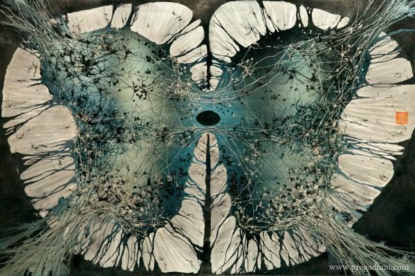 Spinal Cord @Greg Dunn