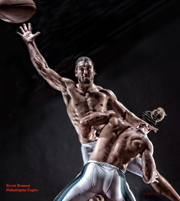 Bryan Braman - Philadelphia Eagles - ©Mitchel Gray
