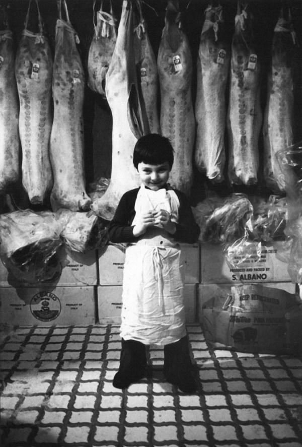 butcher's boy ©Arlene Gottfried