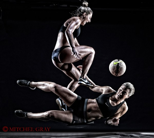 Soccer Women - ©Mitchel Gray