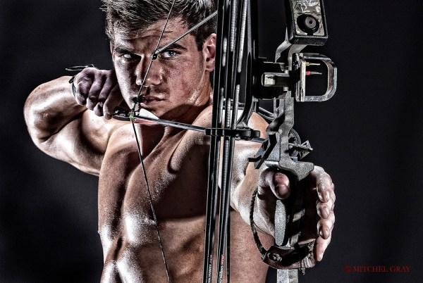 The Archer - ©Mitchel Gray
