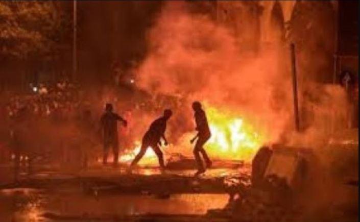 Riots, Looting, Mayhem In Minneapolis…