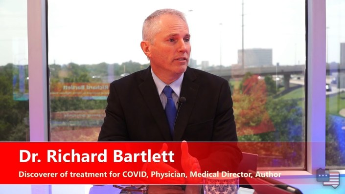 Texas doctor goes viral for 'silver bullet Covid cure'