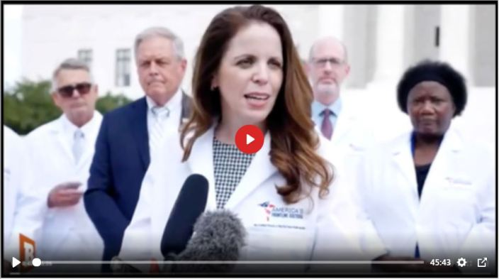 The HCQ Physician Video Banned By Everyone…