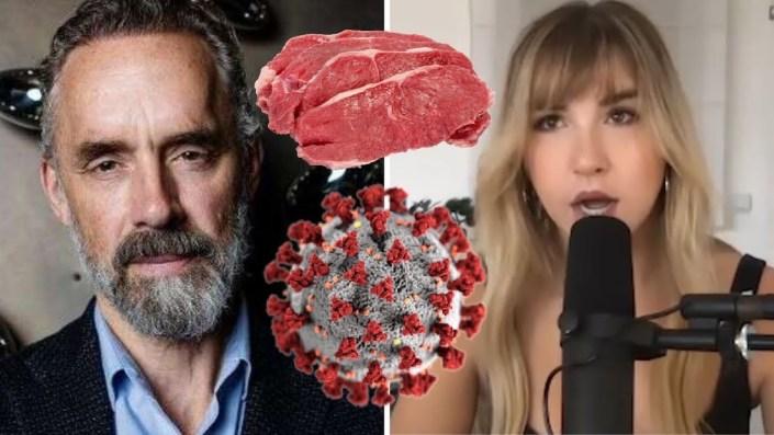 Dr. Jordan Peterson has Covid and pneumonia…