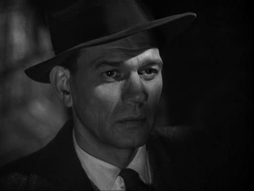 """Joseph Cotten dans """"Le Troisième homme"""""""