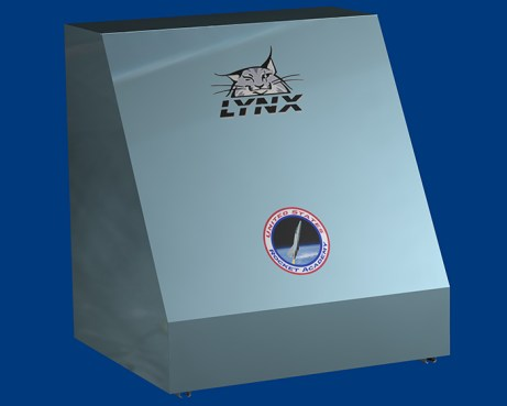Lynx Cub Payload Carrier (artist's concept)