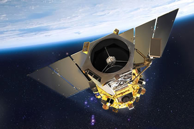 satelit GeoEye-1