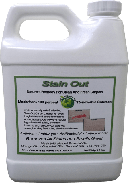 Stain Out 32 Oz Concentrate Units Per Case 6