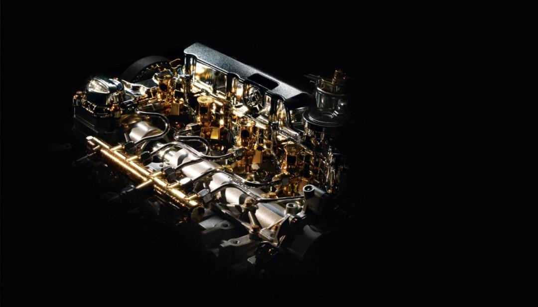 Enjin kereta