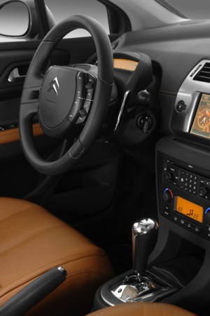 Citroen C4 6 speed electronic gearbox Page 1