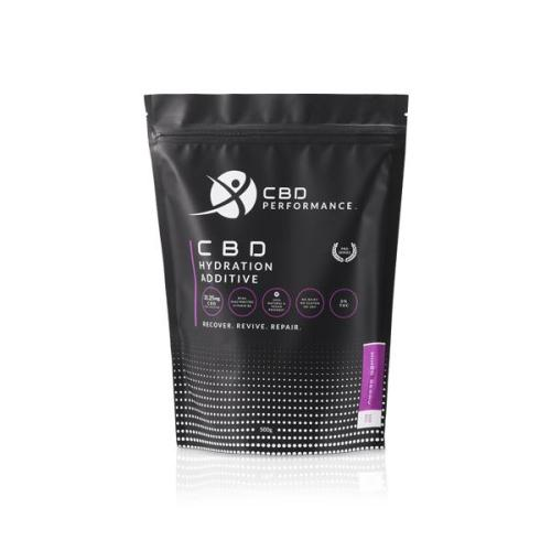 CBD Performance CBD Hydration Additive mixed berry 500mg cbd