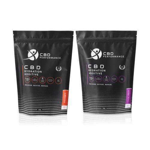 CBD Performance CBD Hydration Additives 500mg cbd