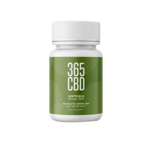 356 cbd soft gel capsules natural 900mg cbd