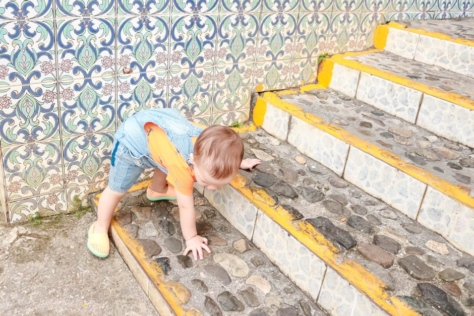 tips travelling to cuba with toddler wash hands