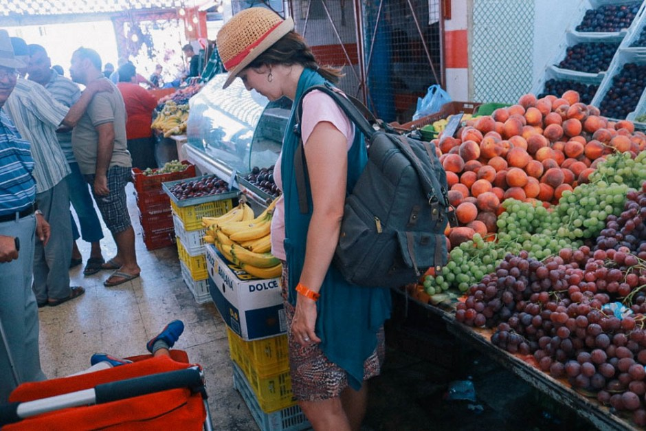 travel, traveling family, places to see, places to visit, africa, tunisia, tunisie, monastir, beautiful places, fish market, fresh fruits