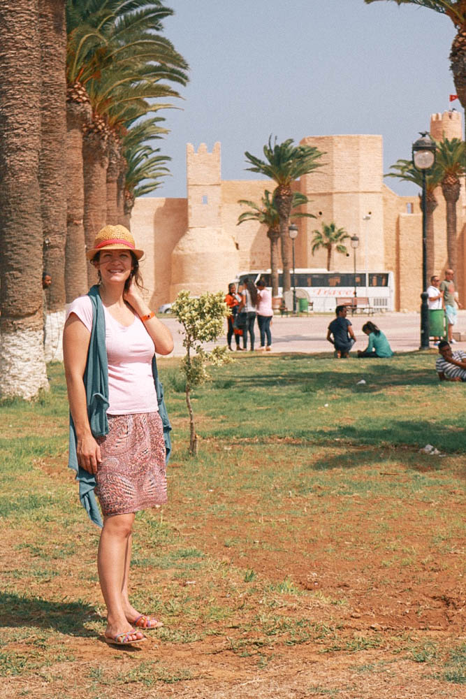 travel, traveling family, places to see, places to visit, africa, tunisia, tunisie, monastir, beautiful places, ribat, fortress