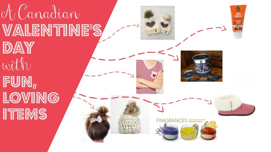 canadian valentine gift ideas, valentines day, shop local products, hearts