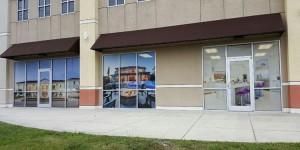 Jeeves Property Management Window Decals