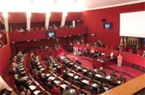 4 edizione  - Genova: Comune di Medolla a nome dei Comuni colpiti dal terremoto - province di Modena e Reggio Emilia 30 Novembre 2012
