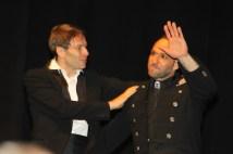 Rolfo e Jonny Magich