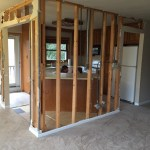 1960 Split Entry Kitchen Wall Removal Fit In New Home
