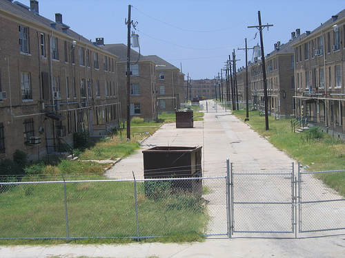 Public Housing Project in the US