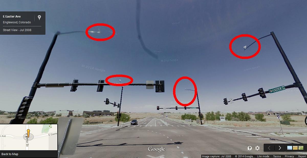 Red Light Cameras Near Me